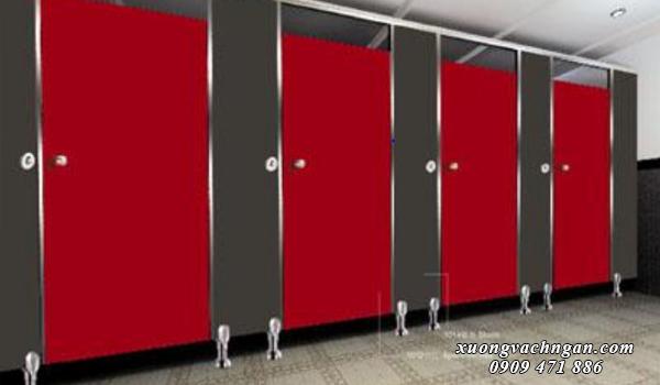 Những mẫu vách ngăn vệ sinh đẹp cho quán nhậu 3