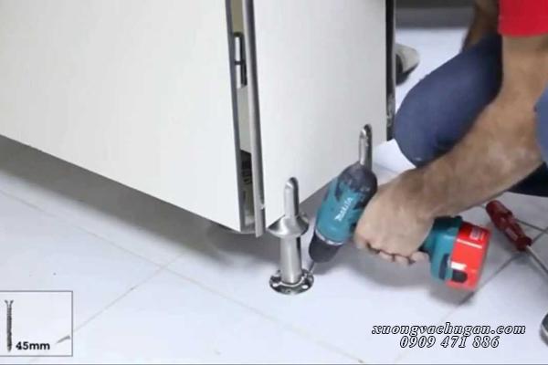 thi công nhà vệ sinh tại Đồng Nai