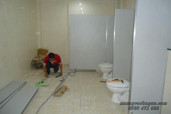 Thi công nhà vệ sinh tại Phú Quốc