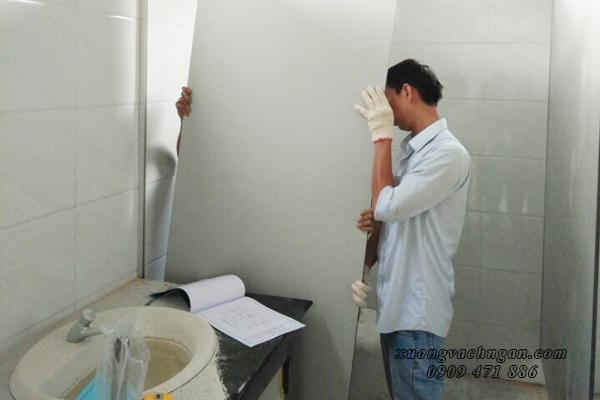 Thi công nhà vệ sinh tại Vũng Tàu 2